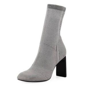 Ellis Stretch Knit Sock Boots - Rag and Bone